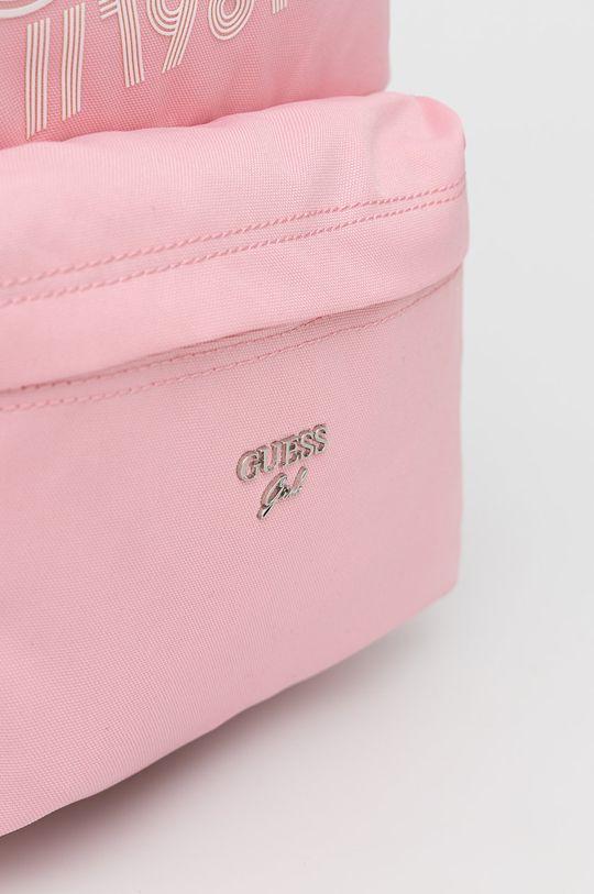 Guess - Plecak dziecięcy różowy