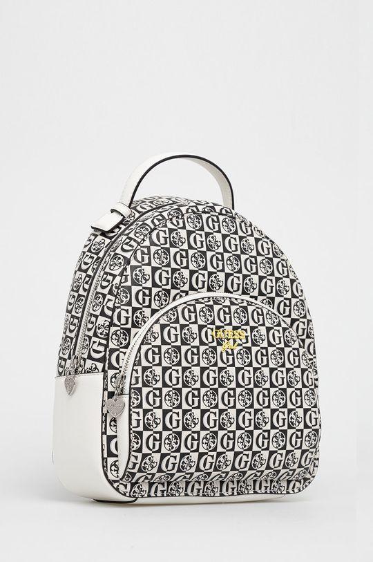 Guess - Plecak dziecięcy biały