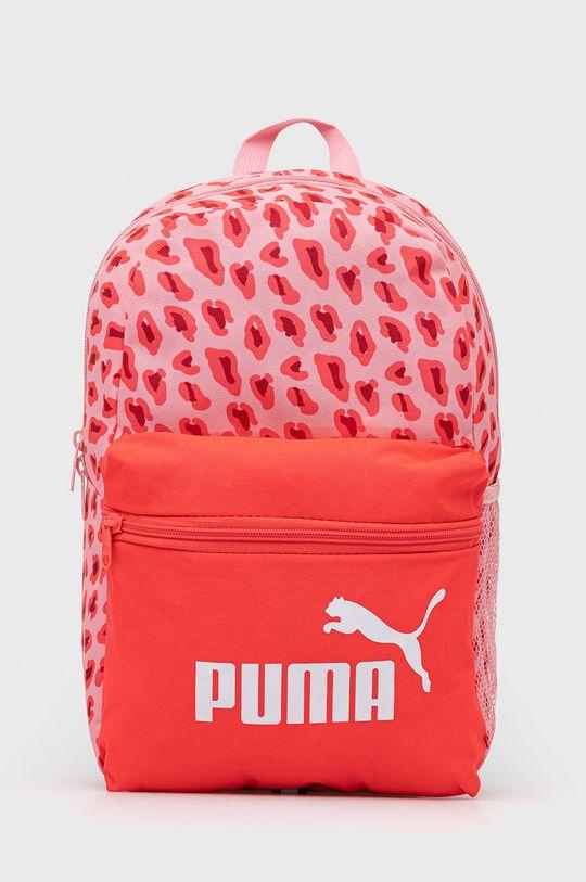 różowy Puma - Plecak dziecięcy Dziewczęcy