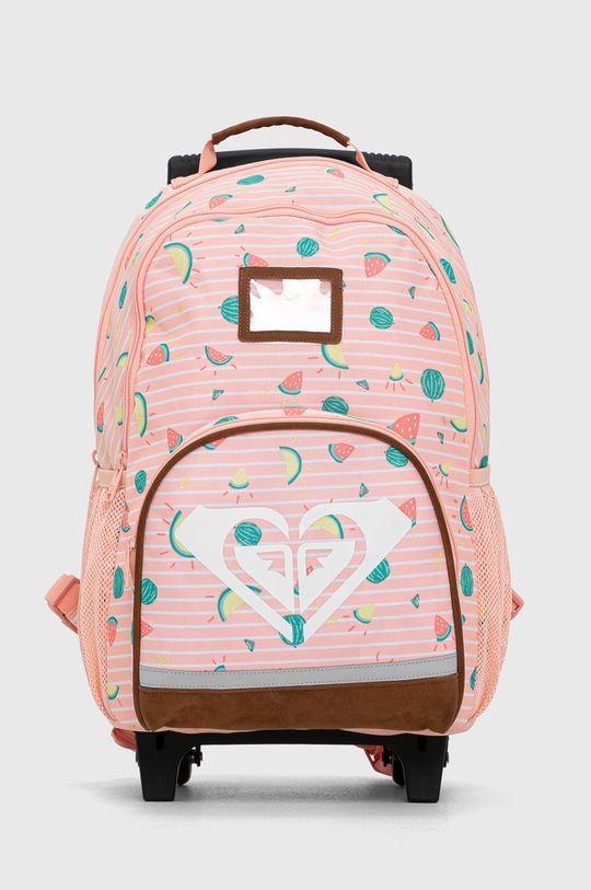 brzoskwiniowy Roxy - Plecak dziecięcy Dziewczęcy