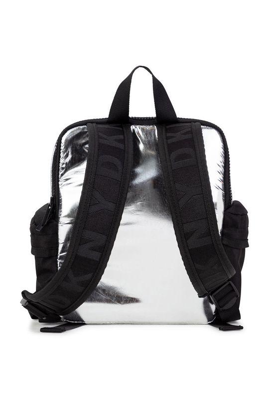 Dkny - Plecak dziecięcy srebrny