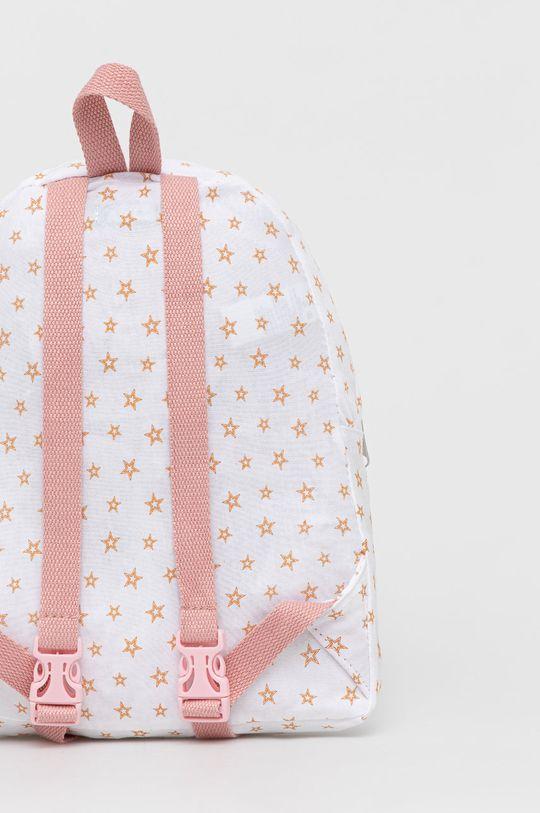 biały United Colors of Benetton - Plecak dziecięcy