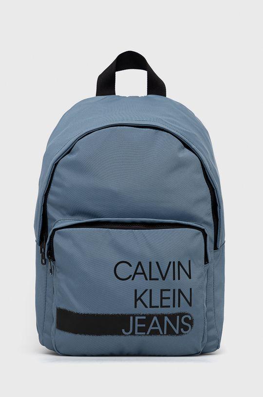 oceľová modrá Calvin Klein Jeans - Ruksak Detský