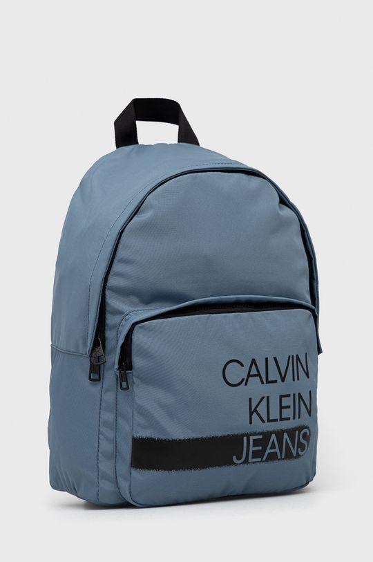 Calvin Klein Jeans - Ruksak oceľová modrá