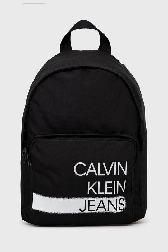 czarny Calvin Klein Jeans - Plecak Dziecięcy