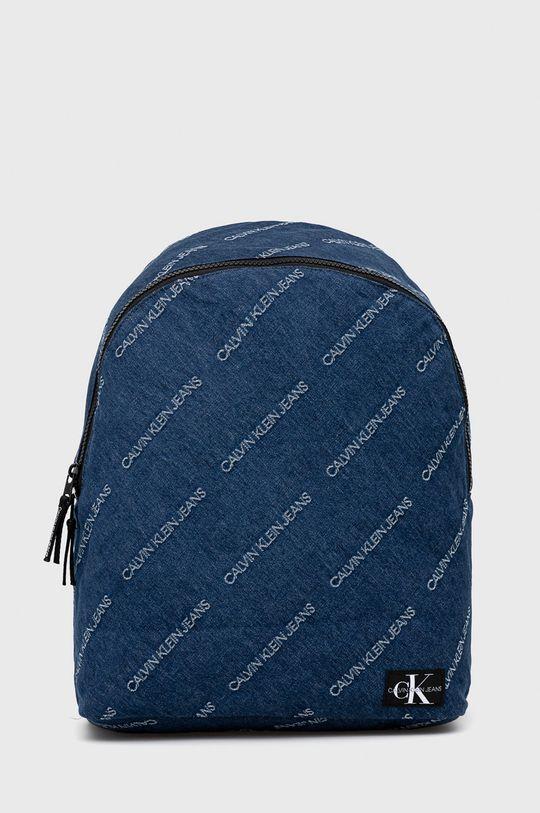 granatowy Calvin Klein Jeans - Plecak Dziecięcy