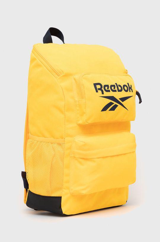 Reebok - Plecak dziecięcy żółty