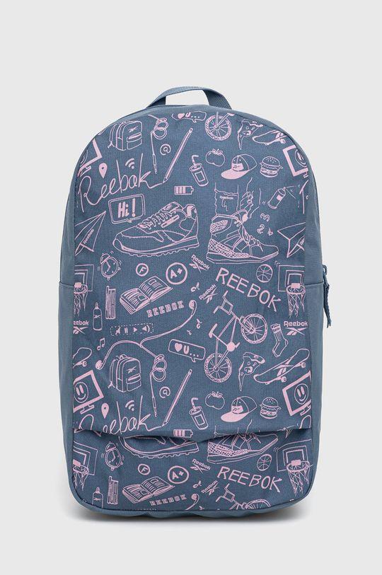 niebieski Reebok - Plecak Dziecięcy