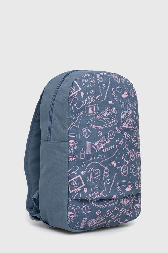Reebok - Plecak niebieski