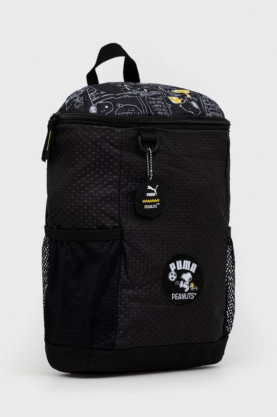 Puma - Plecak dziecięcy x Peanuts czarny