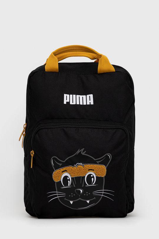 czarny Puma - Plecak dziecięcy Dziecięcy