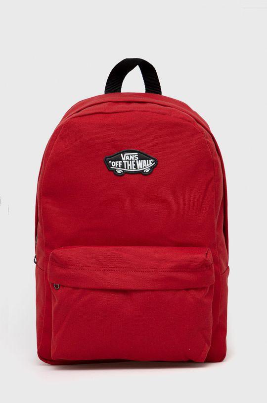 czerwony Vans - Plecak Dziecięcy