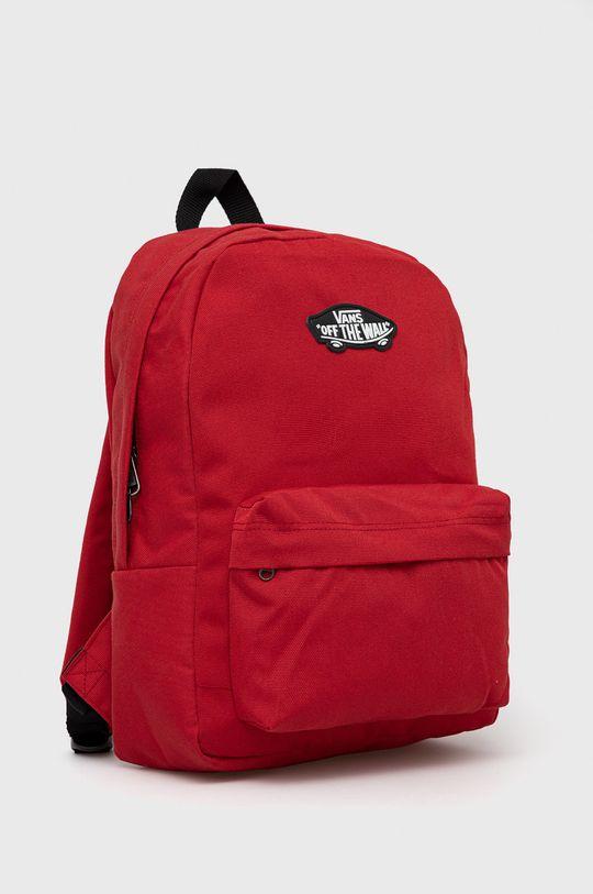 Vans - Plecak czerwony