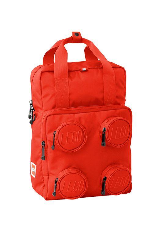 czerwony Lego - Plecak dziecięcy Dziecięcy