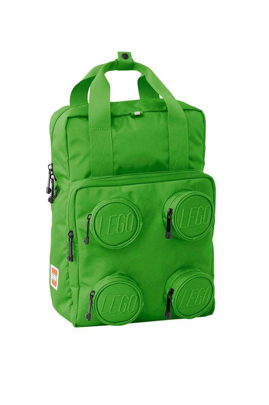 żółto - zielony Lego - Plecak dziecięcy Dziecięcy
