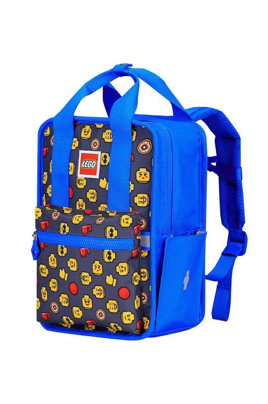 Lego - Plecak dziecięcy fioletowy