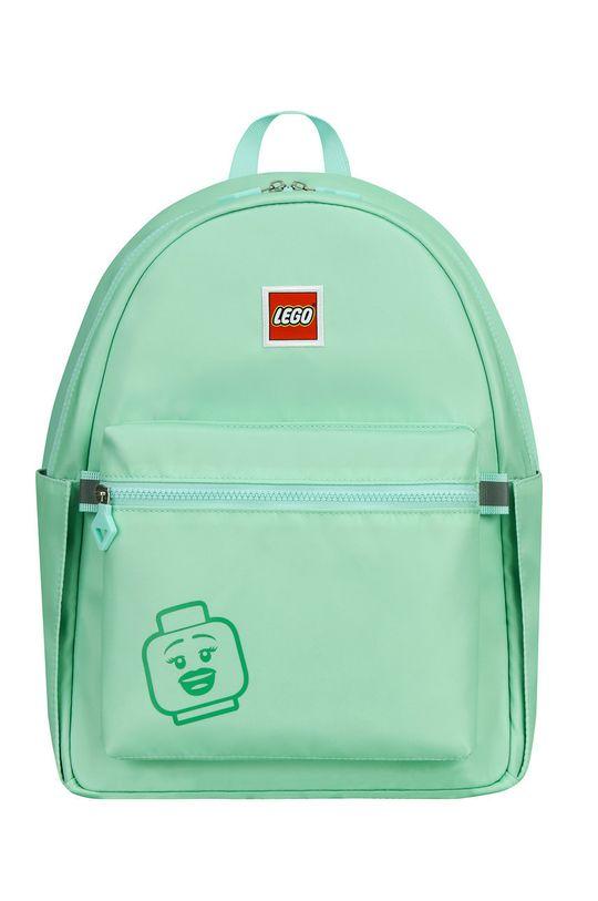 blady turkusowy Lego - Plecak dziecięcy Dziecięcy