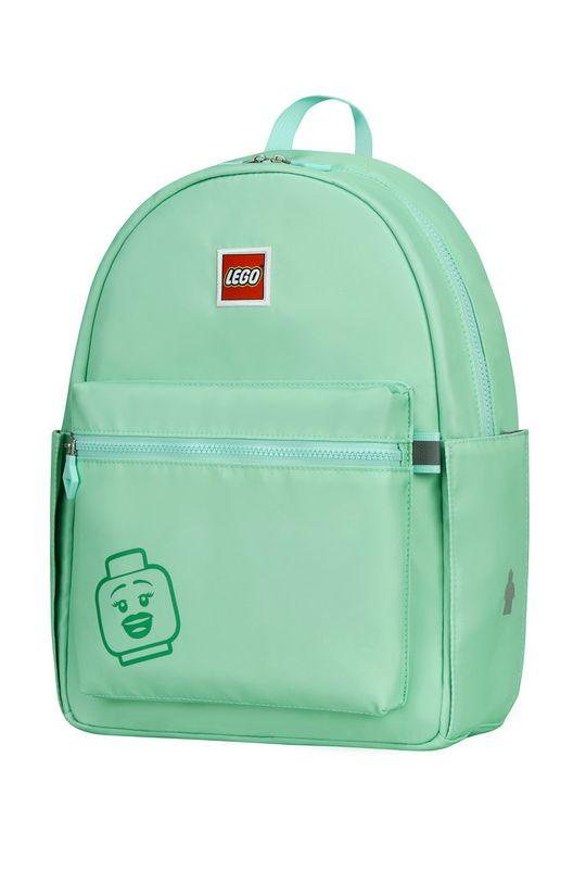 Lego - Plecak dziecięcy blady turkusowy