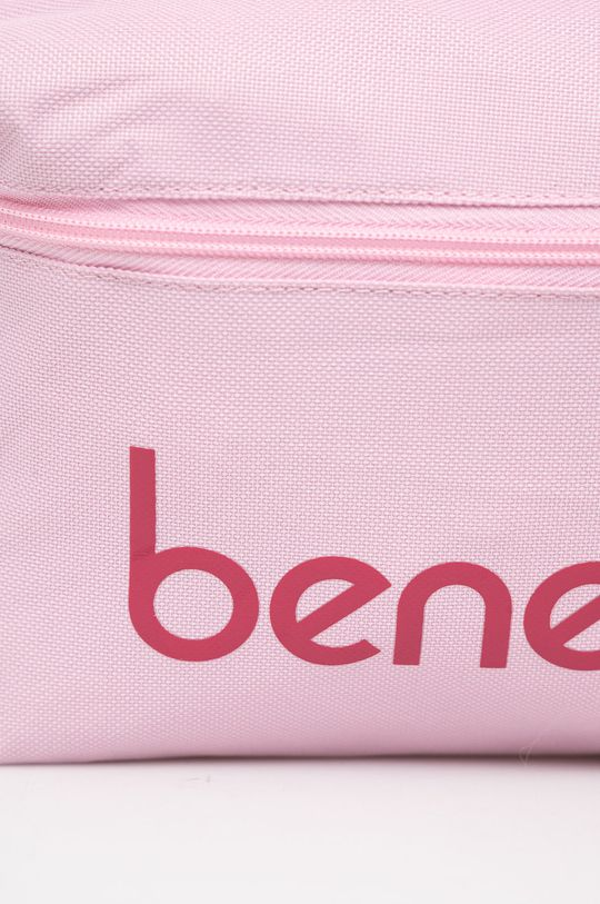 różowy United Colors of Benetton - Plecak dziecięcy