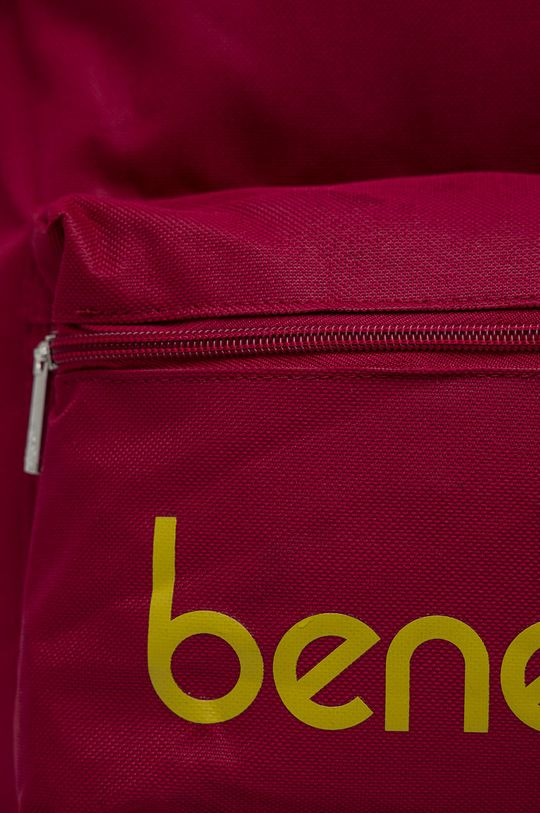 purpurowy United Colors of Benetton - Plecak dziecięcy