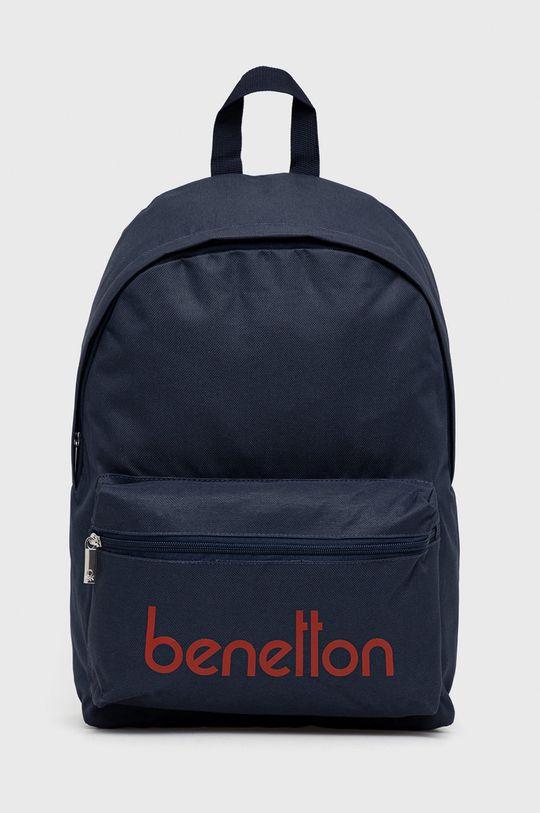granatowy United Colors of Benetton - Plecak dziecięcy Dziecięcy