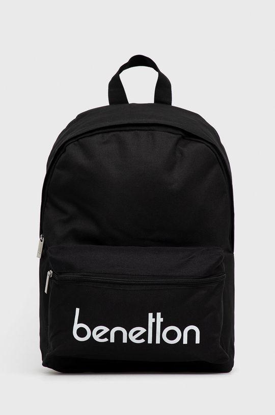 czarny United Colors of Benetton - Plecak dziecięcy Dziecięcy