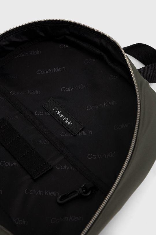oliwkowy Calvin Klein - Plecak