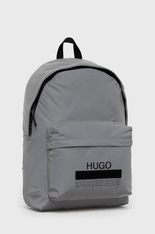 Hugo - Rucsac argintiu