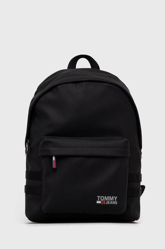 czarny Tommy Jeans - Plecak Męski