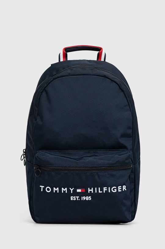 granatowy Tommy Hilfiger - Plecak Męski