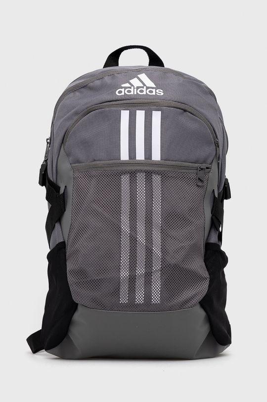 szary adidas Performance - Plecak Męski