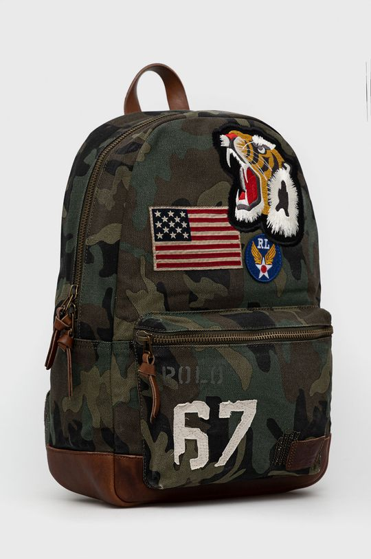 Polo Ralph Lauren - Plecak militarny