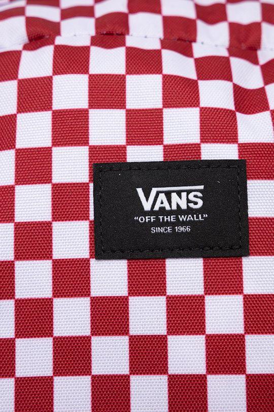 czerwony Vans - Plecak