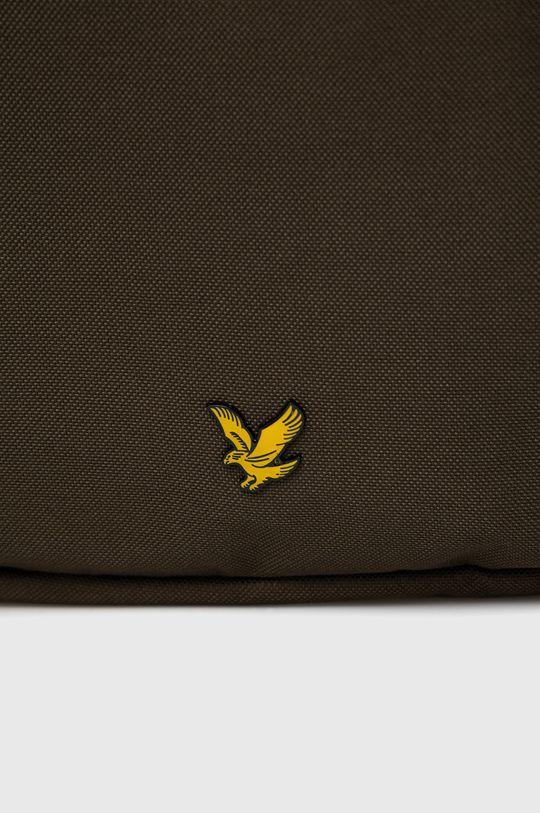 brązowa zieleń Lyle & Scott - Plecak
