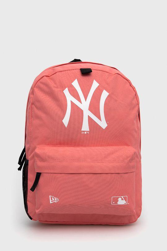różowy New Era - Plecak Unisex
