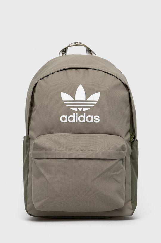 zielony adidas Originals - Plecak Unisex