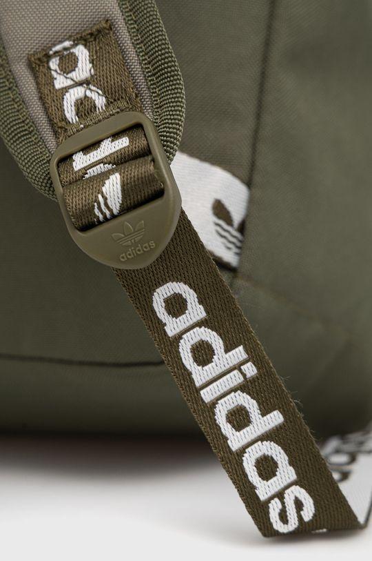 zielony adidas Originals - Plecak