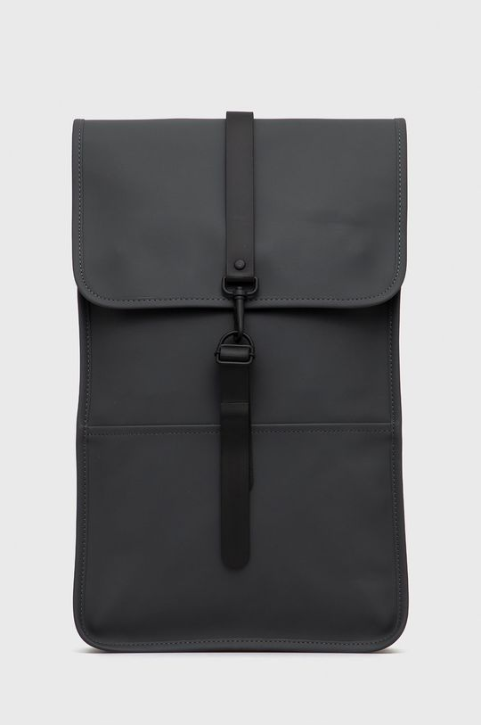 grafitowy Rains - Plecak 1220 Backpack Unisex