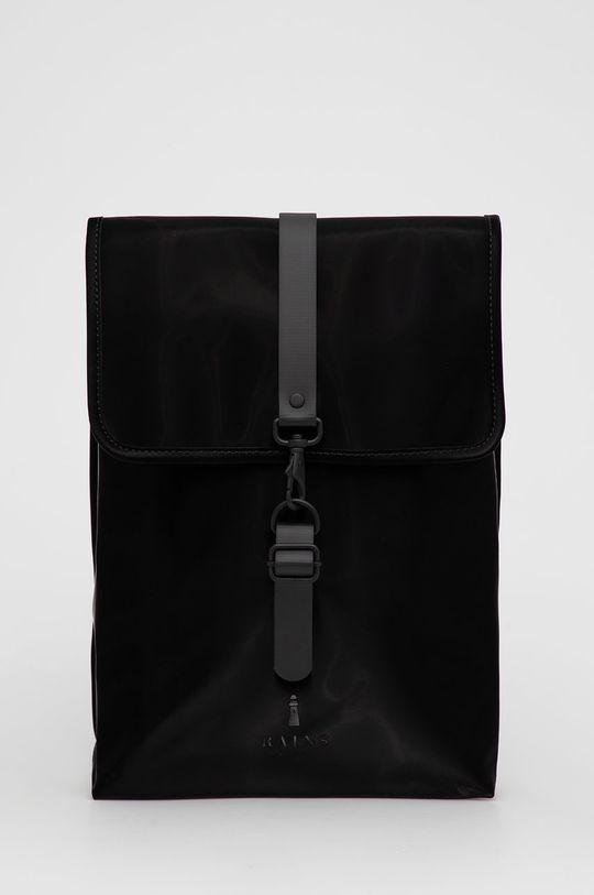 czarny Rains - Plecak 1340 Rucksack Unisex