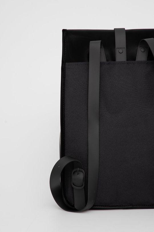 czarny Rains - Plecak 1340 Rucksack