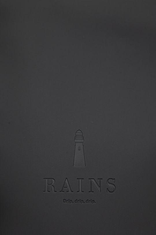 grafitowy Rains - Plecak 1371 Buckle MSN Bag