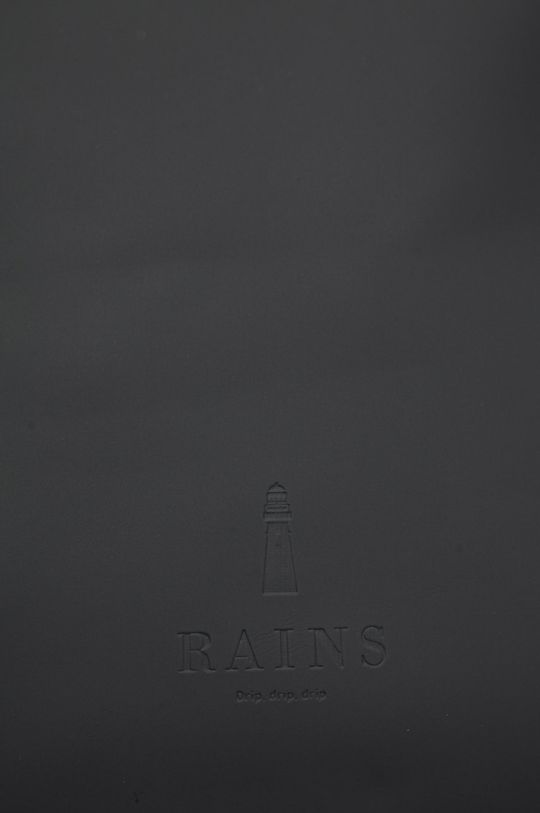 grafitová Rains - Batoh 1375 Base Bag