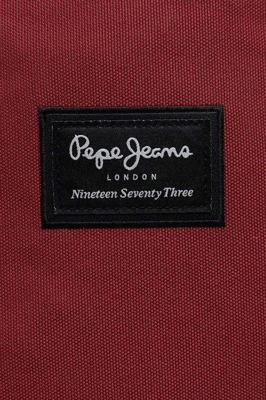 Pepe Jeans - Plecak Aris czerwony