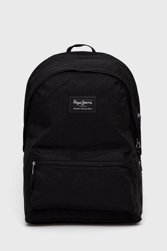 czarny Pepe Jeans - Plecak Aris Unisex