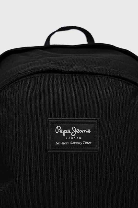 czarny Pepe Jeans - Plecak Aris