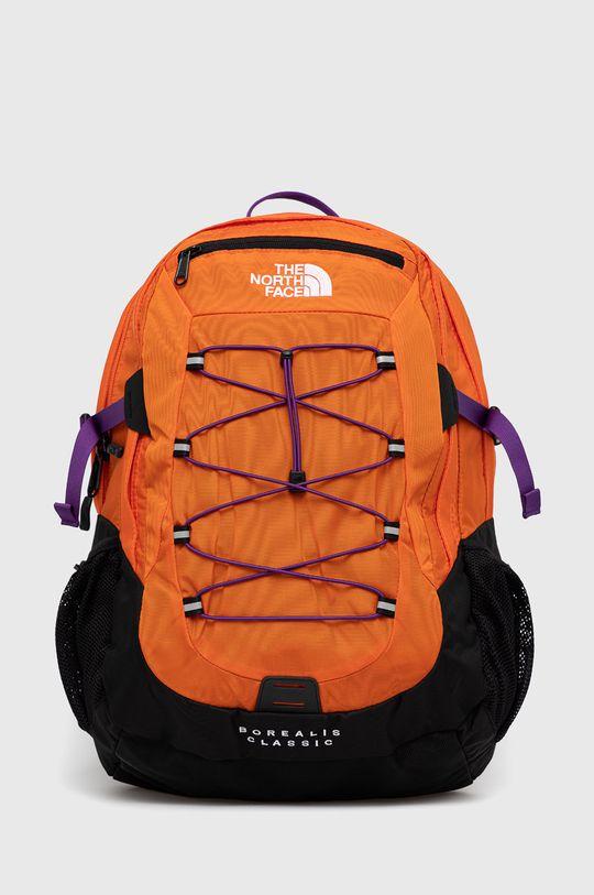 pomarańczowy The North Face - Plecak Unisex