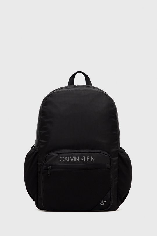 czarny Calvin Klein Performance - Plecak Unisex