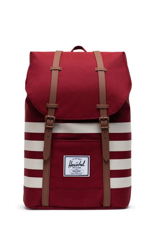 czerwony Herschel - Plecak Unisex