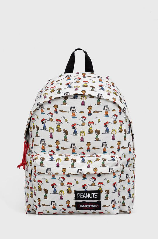 biały Eastpak - Plecak X Peanuts Unisex