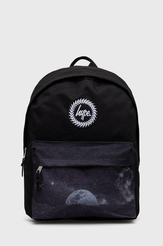 czarny Hype - Plecak Unisex